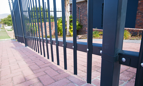 Cape Town quality palisade fencing